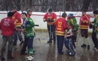 Hokejbalový turnaj o pohár starostu obce
