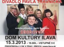 Divadlo Pavla Trávníčka v DK Ilava