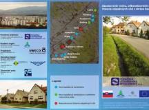 Informácia o prácach na stavbe kanalizácie
