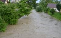III. stupeň povodňovej aktivity – stav ohrozenia