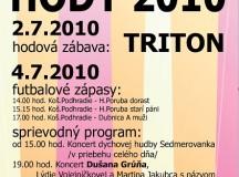 Pozvanie na hody do Košeckého Podhradia
