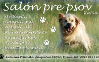 Salón pre psov v Košeci