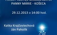 Koncert Košeca