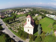 Videoprezentácia obce – centrum Košece