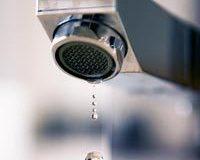 Odstávka vody z dôvodu poruchy