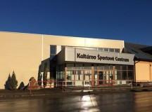 Otvorenie nového Športového centra Košeca