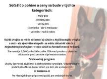 Pozvánka na výstavu psíkov