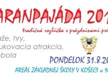 Pozvánka na BARANPAJÁDU 2015
