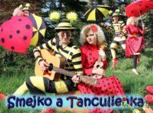 Smejko a Tanculienka v Košeci na MDD