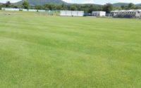 Nový zavlažovací systém na futbalovom ihrisku už slúži