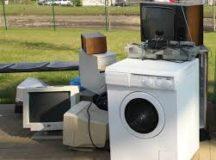 Jesenný zber veľkých elektroodpadov, autobatérií a nebezpečných odpadov