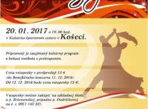 Školský ples 2017 – ZRUŠENÝ