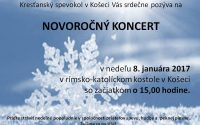 Novoročný koncert