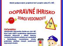 Nadácia Volkswagen Slovakia podporila projekt našej ZŠ s MŠ