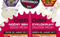 Pozvánka na OSA šport víkend 2017