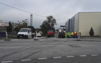 Začatie stavebných prác na Železničnej ulici