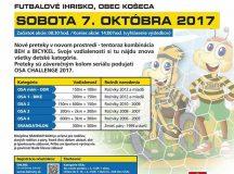 Pozvánka na OSA preteky do Košece