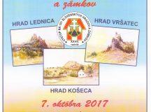 Výstup na 101 slovenských hradov a zámkov