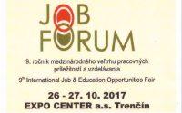 JOB FORUM – veľtrh pracovných príležitostí