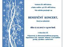 Benefičný koncert 2017