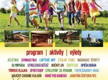 Ponuka športového tábora pre deti