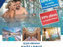 Kúpele v regióne aj pre obyvateľov Košece