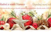 Vianočný pozdrav z Košece