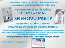 Snehová párty