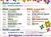52. ročník spomienkových slávností Gavlovičovo Pruské 01. – 04. augusta 2019