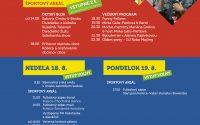 Program Dní obce – hodové slávnosti v Košeci