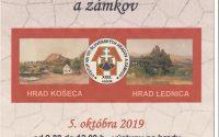 Výstup na 101 slovenských hradov a zámkov 2019