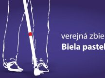 Verejná zbierka Biela pastelka 2019 – 20. september 2019