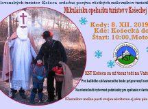 Opekanie s Mikulášom v Košeckej doline